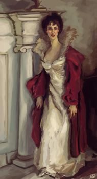 Sargent's Duchess by shaunamobley