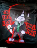 BLOOD SOUP- Keith Shirt by Mafer