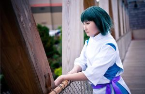 Spirited Away: Haku 3 by Stealthos-Aurion