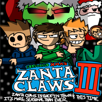 Eddsworld: Zanta Claws III by TF2Fan887