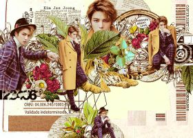 20150126:Happy Birthday Kim Jae Joong by kmkman86