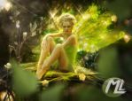 Tinkerbell from Disney by Maryneim