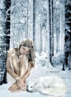 freezing by Red-Roose