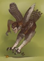 Owl by DemonLife