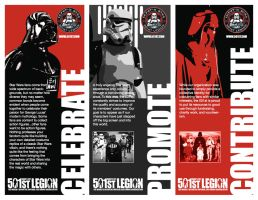 501st Legion brochure concept by theCrow65