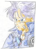 Future Trunks. by RinskeR