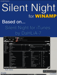 Silent Night for Winamp by Chris82