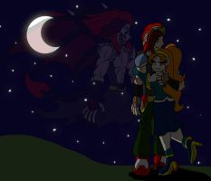 I'll Protect You From Myself by SoraWolf7