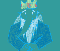 Adventure Time - Ice King by JaredHedgehog