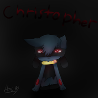 Christopher and speedpaint by pokebulba