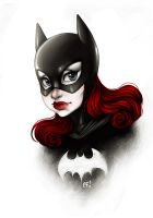 Babs in Daylight by CamiFortuna