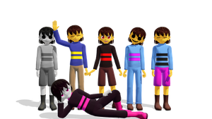 Frisk Pack 1.5 by UltimateQuick