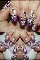 Nail art 105 by ChocolateBlood
