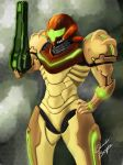Samus Aran - Customized Varia Suit by FrostEMB