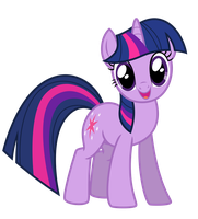 Vector: Twilight Sparkle 63 by EStories