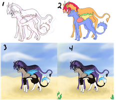 Look at what I found - Art Process by AliceTheHunted