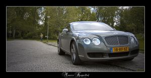 Bentley Continental by maurice