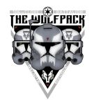 The Wolfpack - Clone Troopers - White/Black by PHOENIX8341