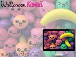 Wallpaper Kawaii by jessy-izan