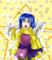 DERP THE POPCORN MAGE 8D by Ask--Mia