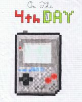 12 Days of Colonel-Mas - Day 4 - Gameboy by Colonel-Majora-777