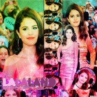 Selena  Gomez  Blend by JoDirectioner