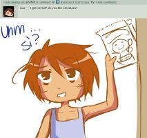 Male!Question34:...cereal... by Ask-SanMarino