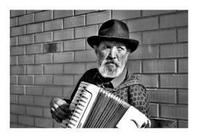 Mr. Accordion by KateWalker