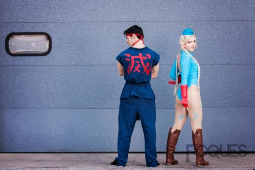 Street Fighter by Foques