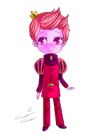 Prince Gumball by MissElysium