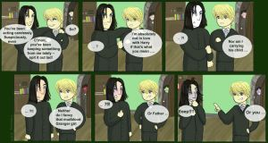 How to shock Snape by vimessy