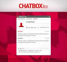 Chatbox Lite by ZincH21