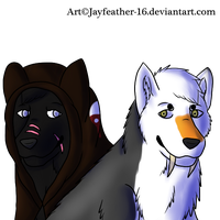 Saber and Sol by Jayfeather-16