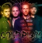 coldplay by aynrina