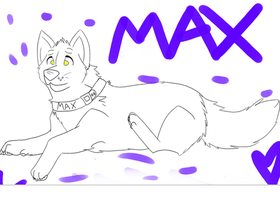 Maxy Pad For Iinky by RavenRaeWolf