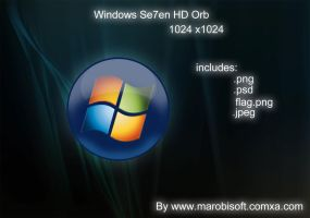 Windows Se7en Orb by Marobisoft