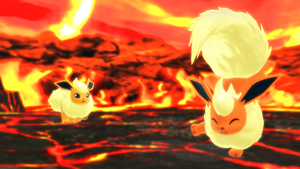 MMD PK Flareon DL by 2234083174