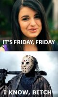 Friday.... so what? by MalevolentDeath
