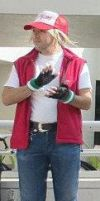 Terry Bogard cosplay 23 by IronCobraAM