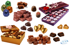 Confectionery - PNG by lifeblue