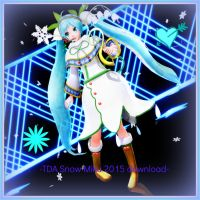 . : TDA Snow Miku 2015 download : . by Sushi-Kittie