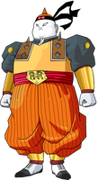 Super Android 19 by RobertoVile