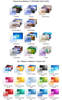 Windows 7 RTM Themes Pack by taimurasad
