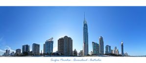 Surfers Paradise by donnymurph