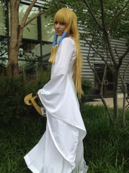 I'm the Goddess (LoZ SS) by TheDoorWithin