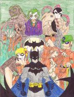 Arkham's Where It's At by echoes-scarow