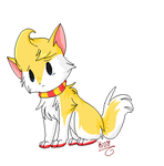 Lucas pup by Kilala04