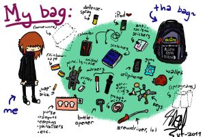 Bag meme by CrashAndBurnProject