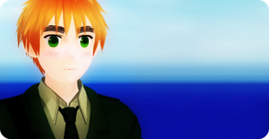 MMD - England by Shichi-4134