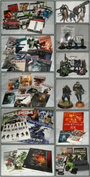 .: My Metal Gear Solid Collection :. by PokeTheCactus